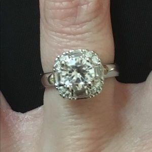 Jewelry - Diamond CZ Ring